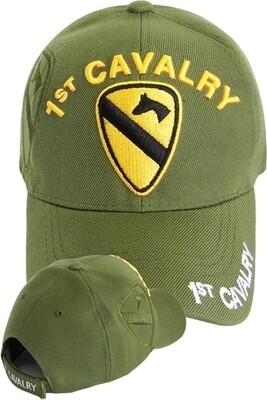 1st CALVARY (green)