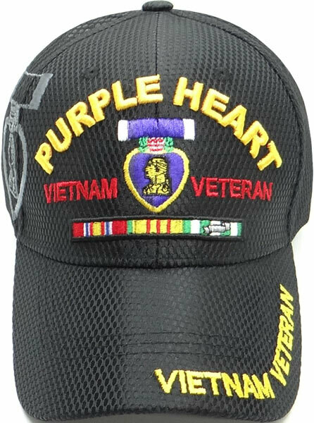 VIETNAM PURPLE HEART (summer mesh)