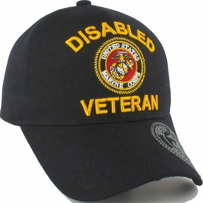 DISABLED MARINE VETERAN