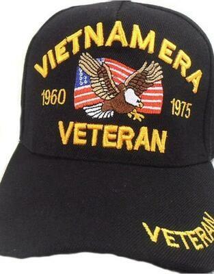 VIETNAM ERA VETERAN (with eagle flag)