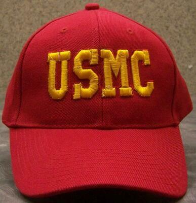 USMC (red)