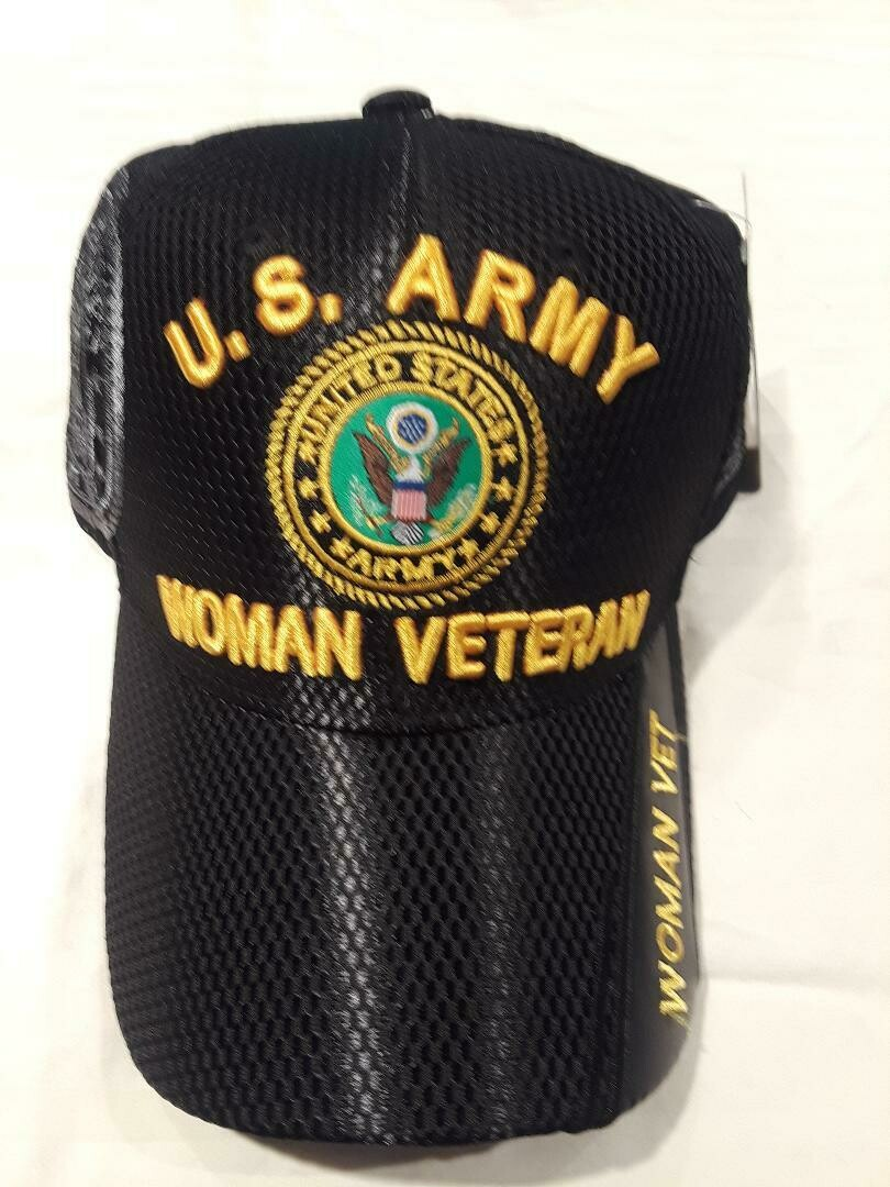ARMY WOMAN VETERAN (summer mesh)