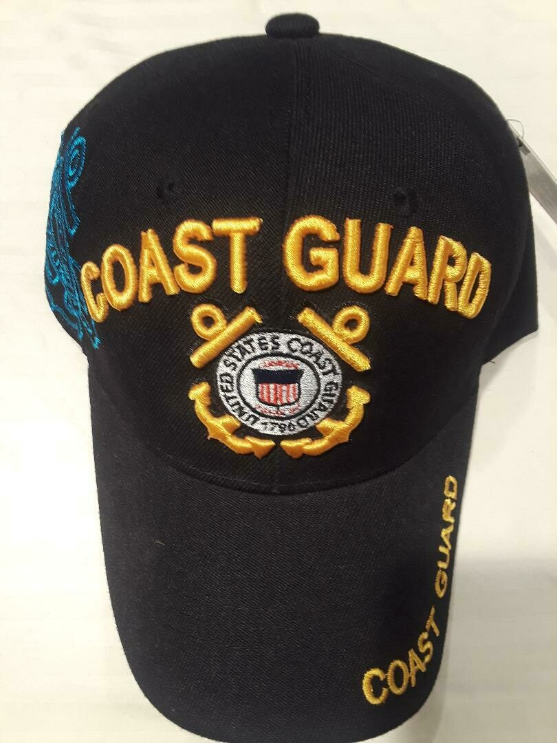 COAST GUARD (black)