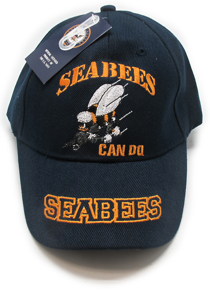 SEABEES (blue)
