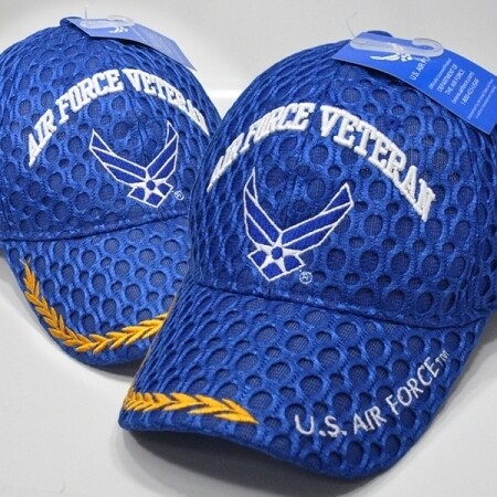 AIR FORCE VETERAN (mesh)