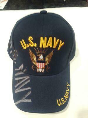 U.S. NAVY (blue)