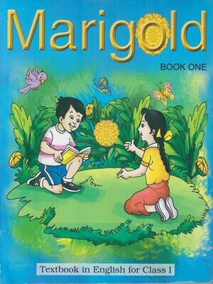 Marigold - Textbook in English for Class I