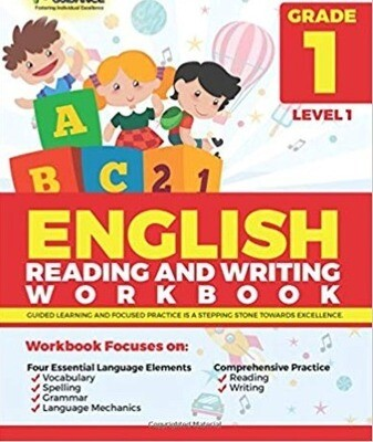 1st - English Reading, Writing and Grammar