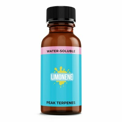 WATER-SOLUBLE LIMONENE TERPENES