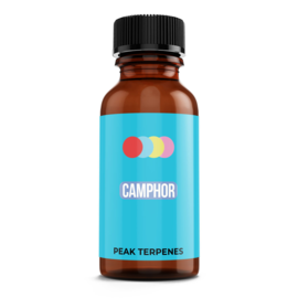 Camphor Terpenes Isolate