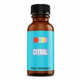 Citral Terpenes Isolate