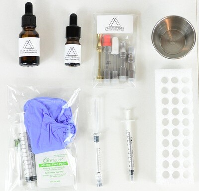 Alchemy Starter Kit - Cartridge Mixing and Filling Supplies