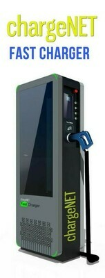 ChargeNET 30kW DC Fast Charger