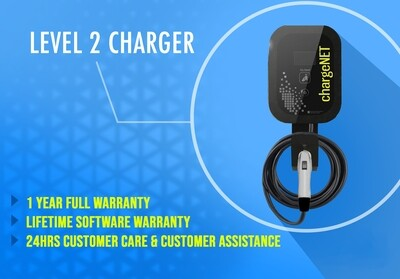 ChargeNET Level 2 Commercial Charger