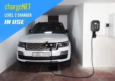 ChargeNET 6.6kW  L2 Home charger