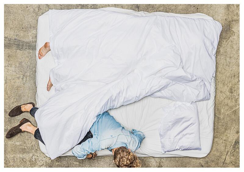Limitierter A2 - Fotoprint «Schlaf Us»