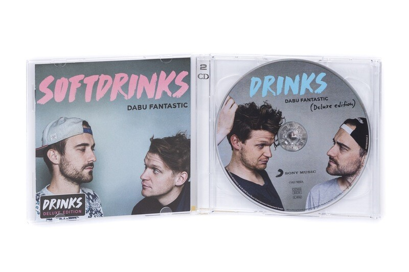2CD «Drinks/Softdrinks» (signiert)