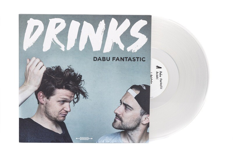 Vinyl «Drinks» (signiert)