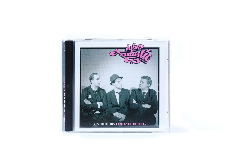 *Selten* Dabu - Fantastic Revolutions (In Suits)