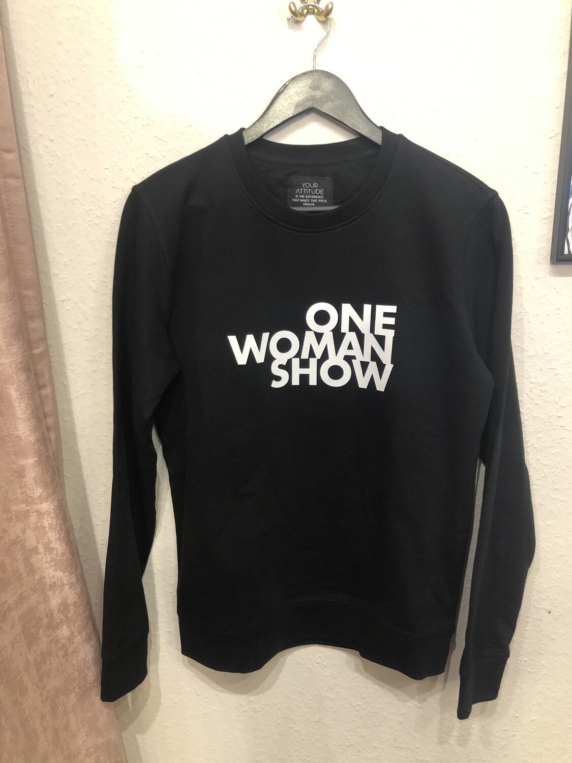 "Sweater ""One Woman Show"""