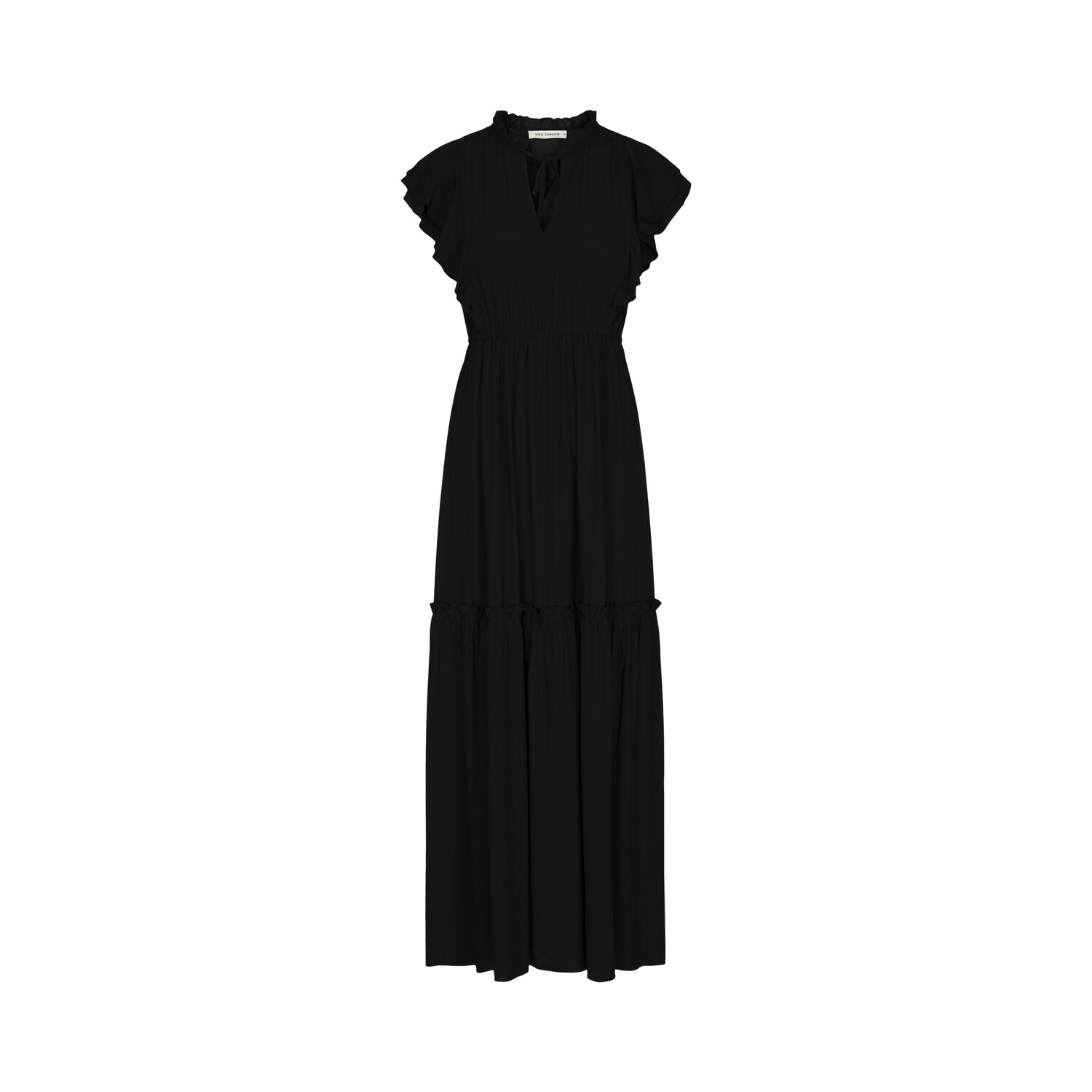 "Maxikleid ""Ivalo"" black"