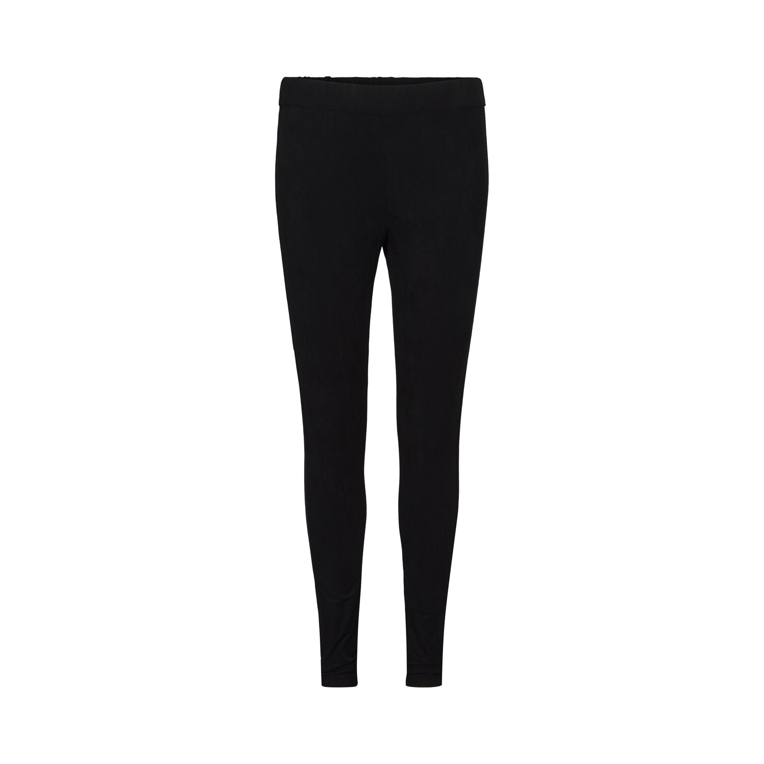 "Leggins Wildleder Optik ""schwarz"""