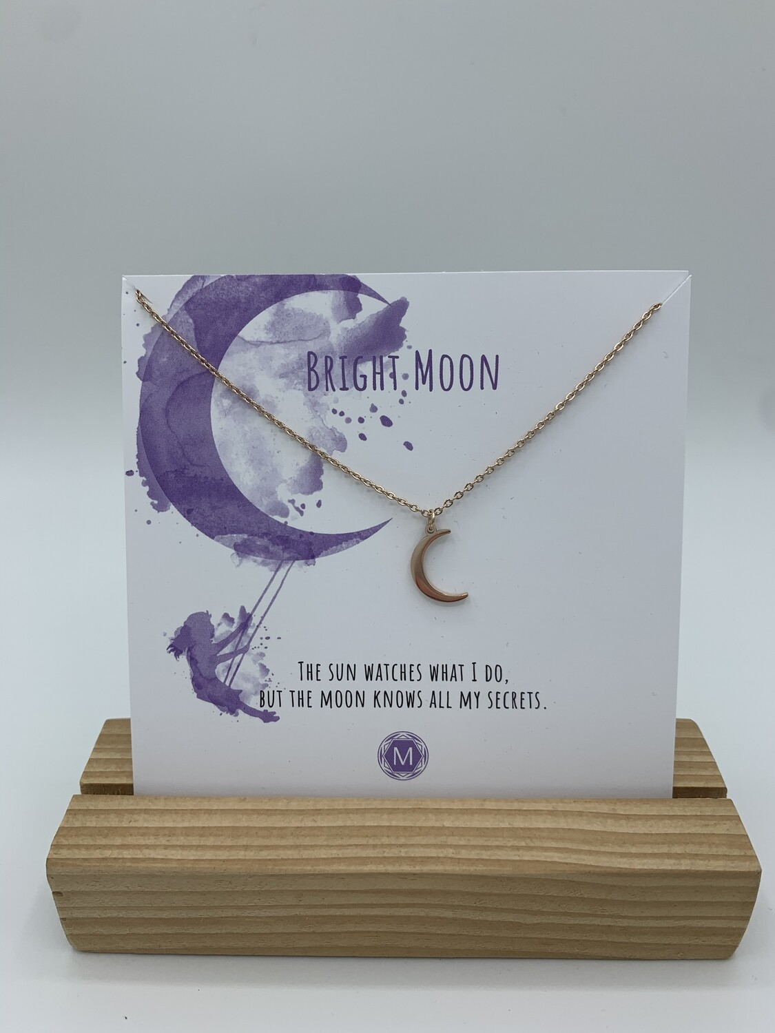 "Kette ""Bright Moon"""