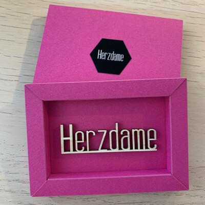 "Magnet ""Herzdame"""