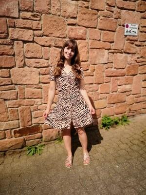 Kleid Sunny Zebra