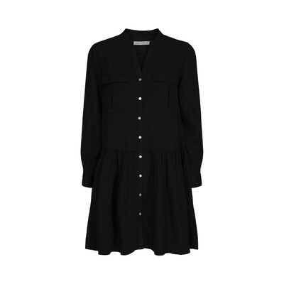 Kleid Giselle schwarz