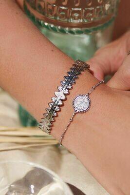 Armband Vintage - silber
