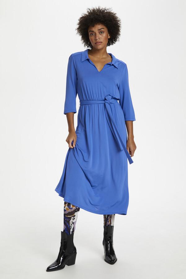 Kleid Besalia blau