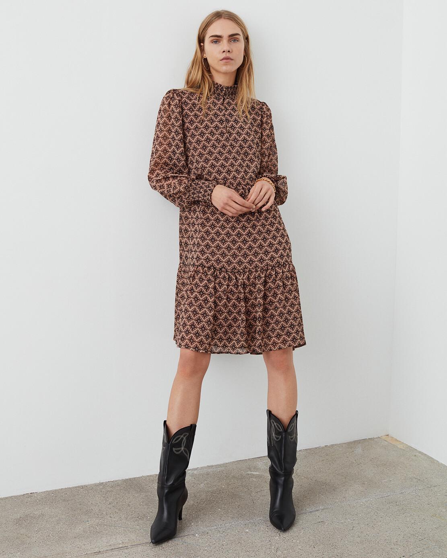 Kleid Morticia