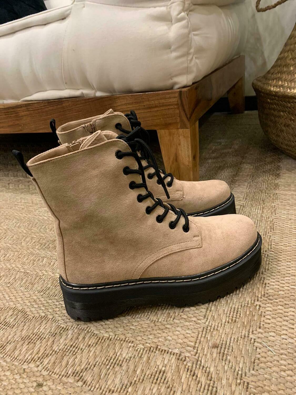 Plateau Boots Emmi