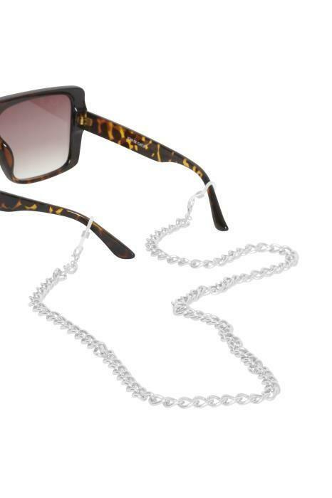 Sonnenbrillen-Kette IAVICTORIA silber