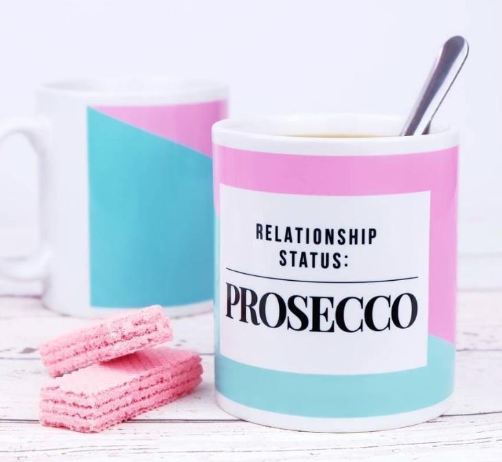 "Tasse ""Prosecco"""