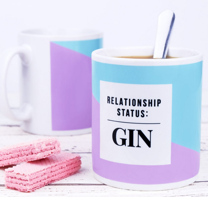 "Tasse ""Gin"""