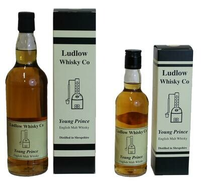 Young Prince Malt Whisky (LSC Bronze Medal)