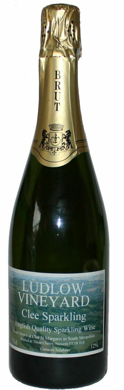 Clee Sparkling (Shropshire Sparkling Wine)