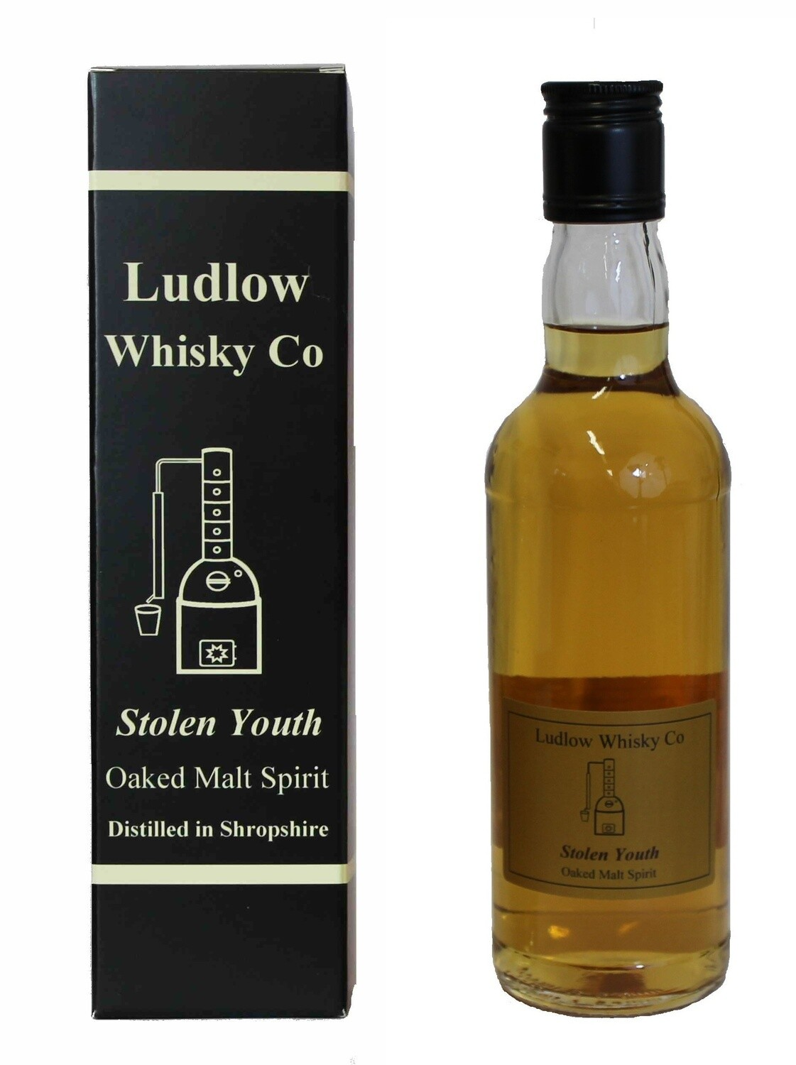 "Stolen Youth ""White Whisky"" 35cl"