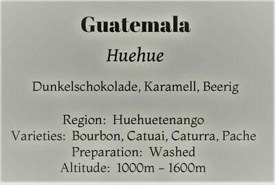 Guatemala - Huehue