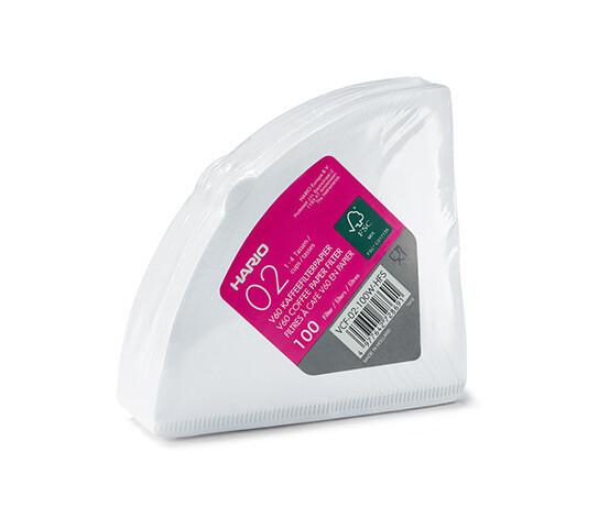Hario V60 Filterpapier grösse 02