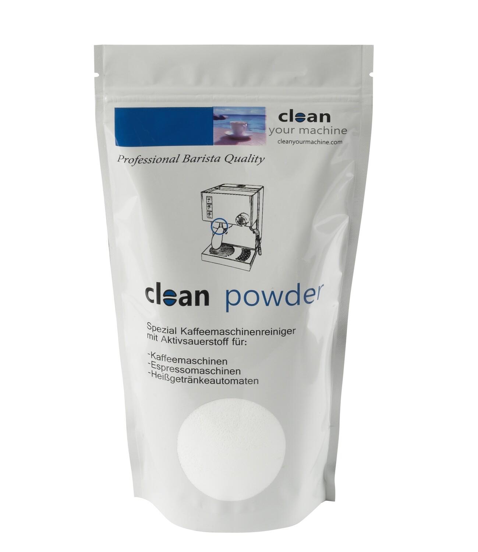 Clean Powder