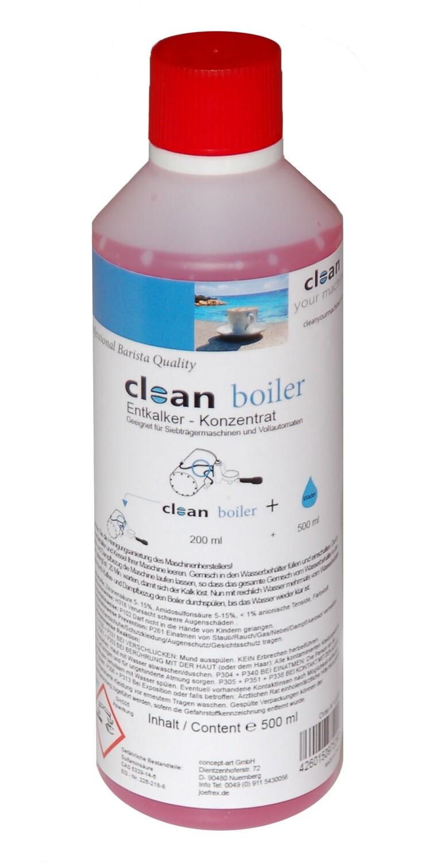 Clean Boiler Entkalker