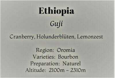 Äthiopia Guji  250 g