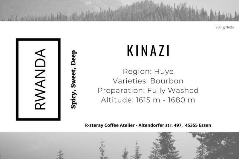 RWANDA - Kinazi