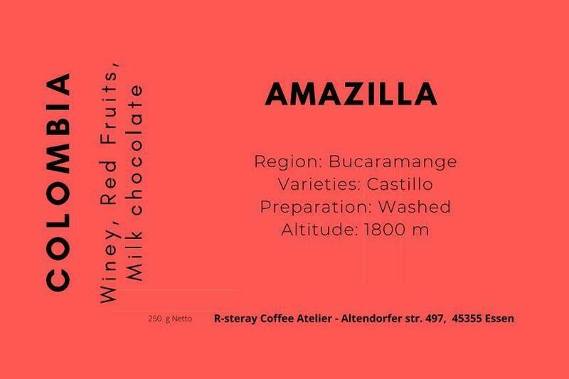 Colombia - Amazilla
