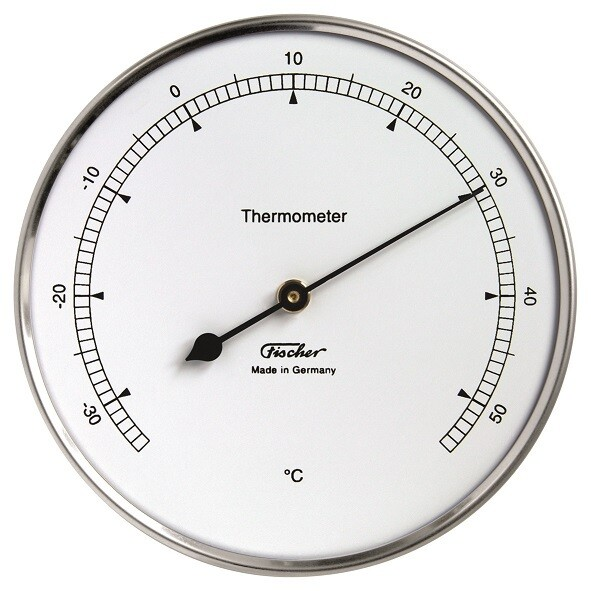 Thermometer Edelstahl 117.01