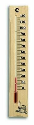 Saunathermometer aus Kiefer