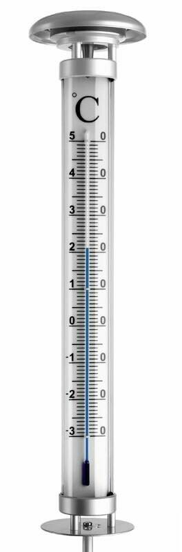 Solar-Gartenthermometer SOLINO